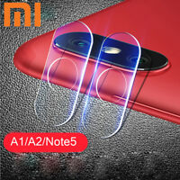 Back Camera Lens Tempered Glass Protector For Xiaomi Redmi Note 5 Pro A2/6X /hi
