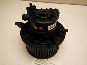 13 14 15 BUICK ENCLAVE BLOWER MOTOR FRONT 966561