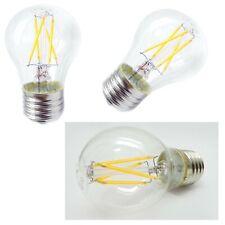 lampadina led Filamento Edison E27 6W Attacco grande luce calda o bianca fredda