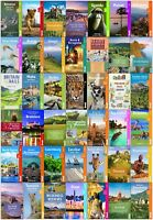 Bradt Travel Guides Book Series Regional Guides for Travel & Holiday Destination