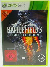 Battlefield 3 LE - Microsoft X-Box 360 - in OVP - gebraucht