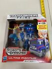 Transformers Prime - ULTRA MAGNUS - Voyager Class - New Sealed - 00600