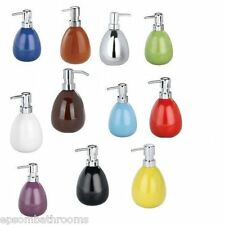 Wenko Polaris Ceramic Soap Dispensers Various Colours
