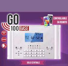 KIT ANTIFURTO CASA ALLARME COMBINATORE GSM / APP WIRELESS E FILARE