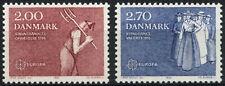 Denmark 1982 SG#742-3 Europa MNH Set #E5183