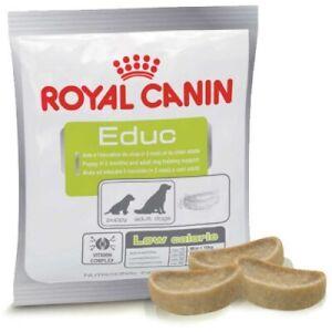 Royal Canin Nutritional Supplement Educ Canine 30x50g