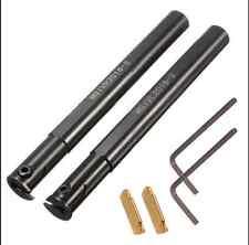 1PCS MGIVR2016-2 Lathe Grooving Cut-Off Tool Holder Boring Bar + MGMN200 Insert