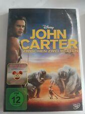DVD John Carter  Walt Disney  Zwischen den Welten