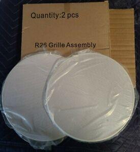 Triad Round Speaker Grills