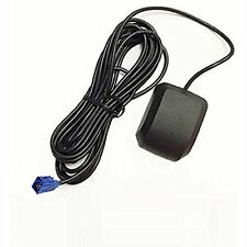 GPS antenna 3M cable Fakra C blue connector for for MFD2 RNS2 RNS-E VW AUDI NEW
