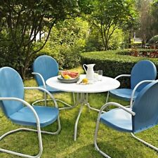 Metal Patio U0026 Garden Furniture Sets For Sale   EBay