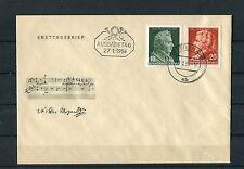 Schöner Erstagsbrief DDR mit Michel Nr. 510-511