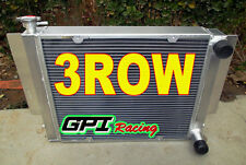 56MM 3 ROW aluminum radiator Mazda RX2 RX3 RX4 RX5 with out heater pipe