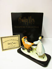 """P.Buckley Moss'  """"Mothering Dreams"""" Porcelain Sculpture*New in box with COA"""