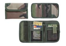 Rothco 11630 Deluxe Camo Tri-Fold Id Wallet Xterior Flap W Hook & loop