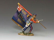 CR014 The Regimental Standard Bearer by King and Country