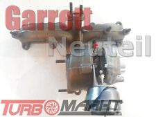 Turbolader Seat Toledo 1,9 TDI mit 66/81 kW 90/110 PS Motor ALH/AHF 713672-5007S