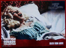 BRITISH HORROR COLLECTION - Horrors Black Museum - DEATH FROM ABOVE - Card #31