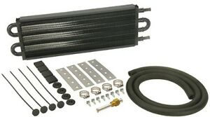 "Automatic Transmission Oil Cooler Kit 7000 Series 4 Pass 17"" Tube & Fin 13202"