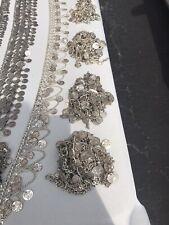 Belly Dance, Kathak, Cultural coins belts, accessories, tribal belts, necklaces
