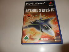 Playstation 2 ps 2 Lethal skies 2