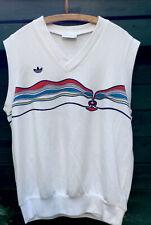 Adidas Ivan Lendl Tennispullunder Serie The Face 80er, Gr.56, West-Germany!