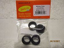 SLOT.IT 1/32 SCALE SLOT CAR TIRES SILICON S2 COMPOUND PT18