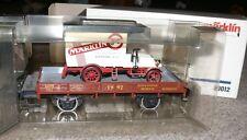 HE  Märklin  80012 Museumswagen 1992 Sinsheim mit Ladung LKW