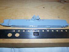 Wwii German Aircraft Carrier Graf Zepplin Warhship Recognition 1:1200 Model Come