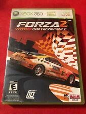 Forza Motorsport 2 (Microsoft Xbox 360, 2007) (CIB) (GD)