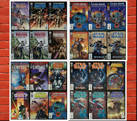Lot of 24 Star Wars Dark Horse Comics _ See Listing for Details