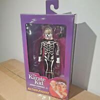 """NECA THE KARATE KID JOHNNY LAWRENCE 8"""" INCH CLOTHED ACTION FIGURE RETRO DOLL NEW"""