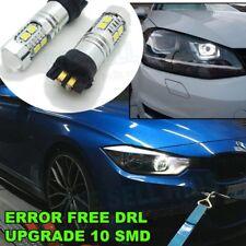 BMW 3 serie F30 PW24W 10 SMD luz diurna LED DRL Proyector Blanco Golf 7 GTD