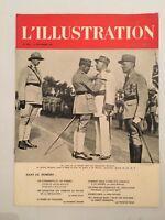 Rivista Settimanale L'Illustrazioni N° 5098 23 Novembre 1940