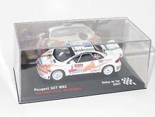 1/43 Peugeot 307 WRC  Rallye du Var  France Jean Marie Cuoq   2007