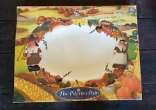 Publix The Pilgrims Pair Serving Platter