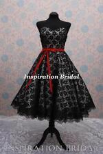 Lace Strapless Short Sleeve Wedding Dresses