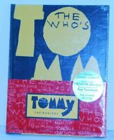 The Who's Tommy The Musical 1st 1st Sealed w/ Collector's Edition CD Townshend