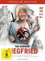 SIEGFRIED (PREMIUM EDITION)  2 DVD NEU  TOM GERHARDT/DORKAS KIEFER/+