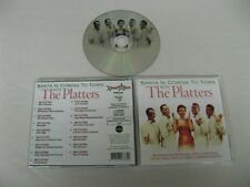 The Platters santa is coming to town with the platters - CD Compact Disc