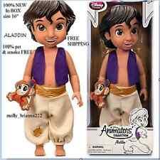 Aladdin Disney Animators' Collection Doll  16''  NEW IN BOX NWB