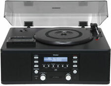 TEAC LP-R500 STEREO COMPACT CD RECORD PLAYER RADIO CASSETTE OFFICIAL WARRANTY