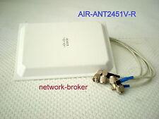 Cisco AIR-ANT2451V-R 2.4 GHz, 2 dBi, 5 GHz,3 dBi Omni Ant w/ 4 x RP-TNC Conec.