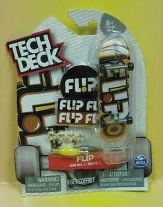 New 2017 Tech Deck Ultra Rare Curren  FLIP Series 1 Skateboards Fingerboards