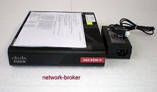 Cisco ASA5506-K9 ASA-5506-X Firewall Security  funktionsgeprüft