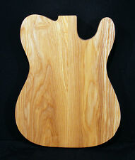 Northern Ash Guitar Solid Body Blank, Telecaster, Tele, Luthier Tonewood, 0010