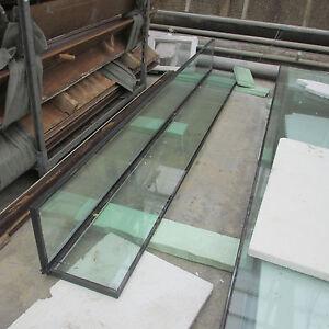 2-fach Eck- Isolierglasscheiben ESG/VSG 8-16-6 verschiedene Größen, Wintergarten