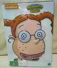 Nickelodeon The Wild Thornberry's Season 1 (4 DVD 3d Face Edtion) - Region 4