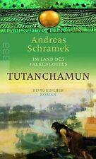 Im Land des Falkengottes. Tutanchamun von Schrame... | Buch | Zustand akzeptabel