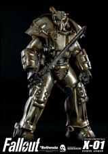 ThreeZero Fallout X-01 POWER ARMOR 1/6 Collectible Figure New FACTORY SEALED